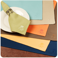 Tommy Bahama Tropical Table Linen Collection