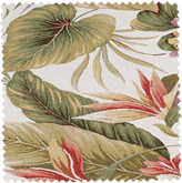 Tropical Paradise Haven Area Rug Swatch