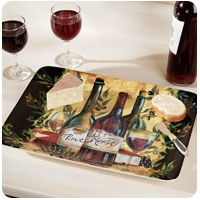 Wine and Cheese Party Platter