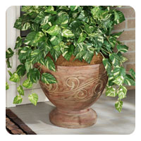 Valle Della Toscana Indoor Outdoor Planter