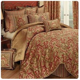 Tuscan Style Bedding