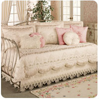 Tranquil Garden Daybed Bedding