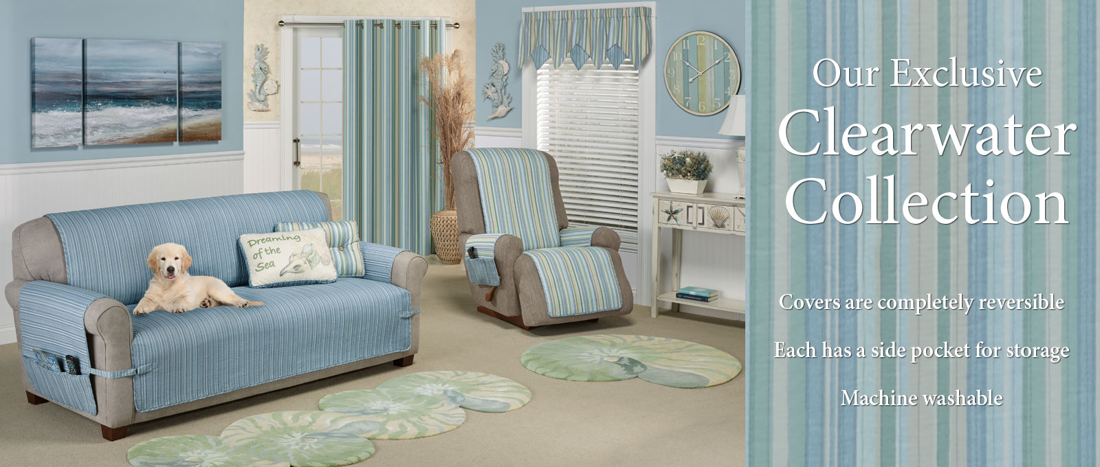 Clearwater Furniture Cover Collection