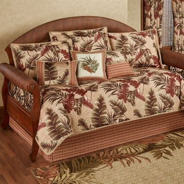 Tropical Daybed Comforter