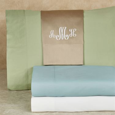 Flat Sheets in Different Colors