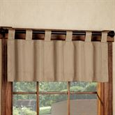 Crosby Tab Top Valance 40 x 16