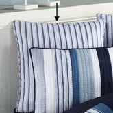 Nantucket Dream Tailored European Sham Blue European