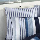 Nantucket Dream Tailored European Sham Blue European