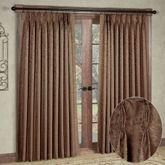 Gabrielle Pinch Pleat Wide Curtain Pair 144 x 84