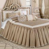 Antiquity Bedspread Latte