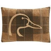 Ducks Unlimited Tailored Pillow Multi Warm Rectangle