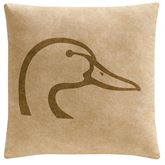 Ducks Unlimited Tailored Pillow Multi Warm 20 Square