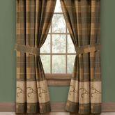Ducks Unlimited Curtain Pair Multi Warm 84 x 84