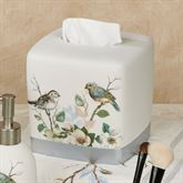 Love Nest Tissue Cover Ivory