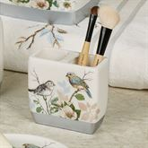 Love Nest Brush Holder Ivory