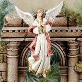 Gloria Angel Figurine Multi Warm