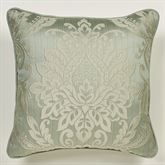 Villa Verde Piped Pillow Celadon 20 Square