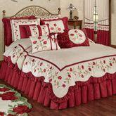 Briar Rose Comforter Set Champagne