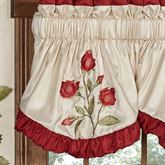 Briar Rose Insert Valance Champagne 36 x 18