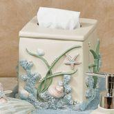 Shimmer Reef Tissue Cover Multi Pastel
