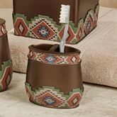 Valley View Toothbrush Holder Multi Warm