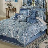 Arabelle Comforter Set Blue