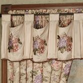 Forever Swag Valance Champagne 56 x 20