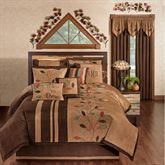 Leafbrook Comforter Set Multi Warm