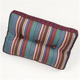 Brighten Tufted Pillow Multi Jewel Rectangle