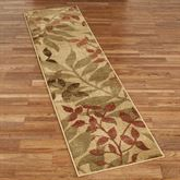 Fall Reflections Rug Runner Multi Warm 110 x 76