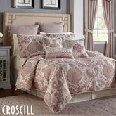 Giulietta Comforter Set Light Almond