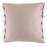 Giulietta Tailored Sham Light Almond European