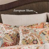 Contempo Tailored Sham Multi Warm European