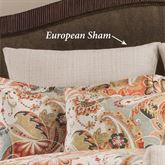 Contempo Tailored Sham Multi Warm European