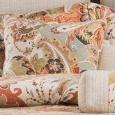 Contempo Tailored Pillow Multi Warm 18 Square