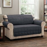 Ridgely Furniture Protector Charcoal Loveseat