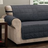 Ridgely Furniture Protector Charcoal Sofa