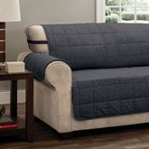 Ridgely Furniture Protector Charcoal Extra Long Sofa