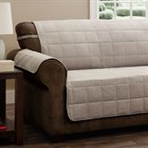 Ridgely Furniture Protector Natural Extra Long Sofa