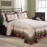 Brooke Bedspread Vanilla