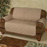 Microfiber Pet Furniture Loveseat Cover