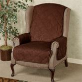 Microfiber Pet Furniture Chair Cover Chair