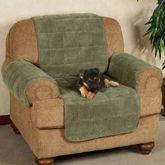 Microplush Pet Furniture Chair Cover Chair