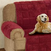 Microplush Pet Furniture Cover Extra Long Sofa