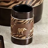 Animal Parade Tumbler Brown
