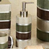 Modern Line Sage Lotion Soap Dispenser
