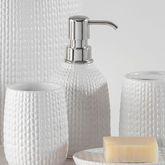 Juno Lotion Soap Dispenser Off White