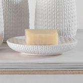 Juno Soap Dish Off White