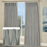 Marshfield Drapery Pinch Pleat Curtain Pair