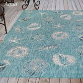 Lioran Shell Rectangle Rug